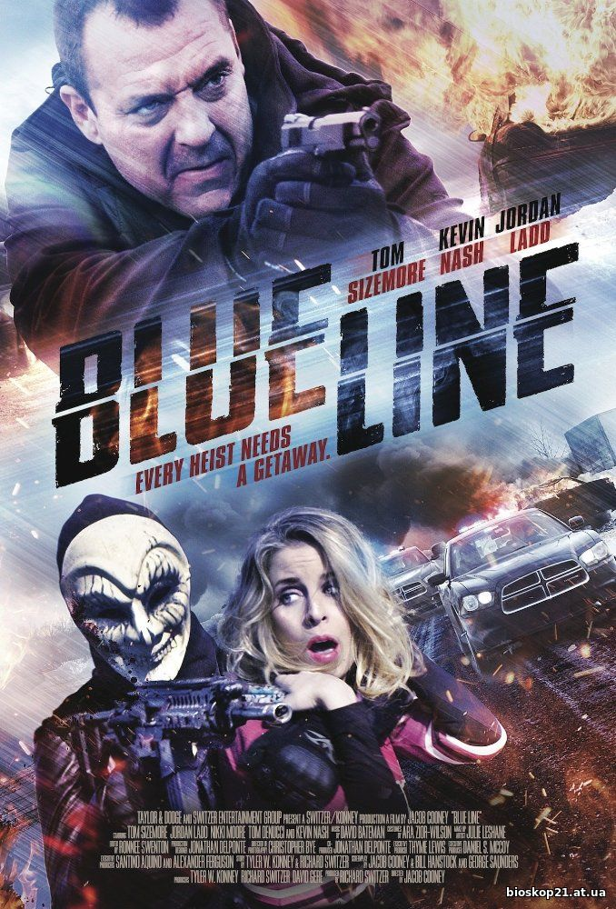 Nonton Movie Film Blue Line (2017) Online LK21 LayarKaca